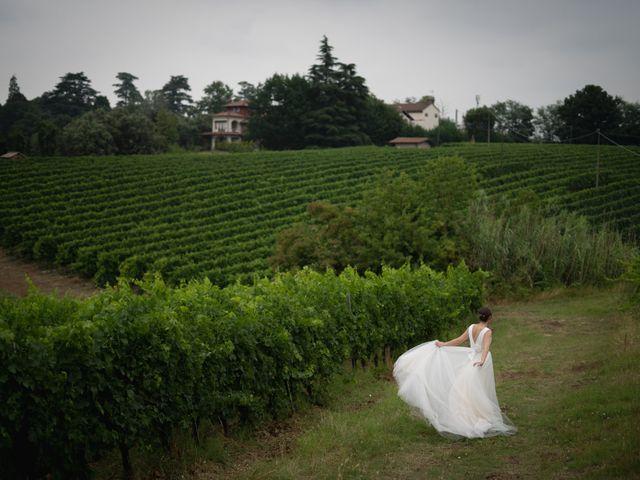 Il matrimonio di Giuseppe e Ilaria a Casei Gerola, Pavia 379