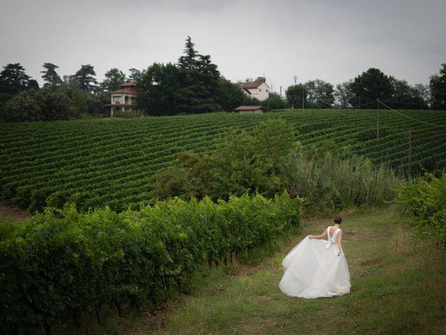 Il matrimonio di Giuseppe e Ilaria a Casei Gerola, Pavia 381