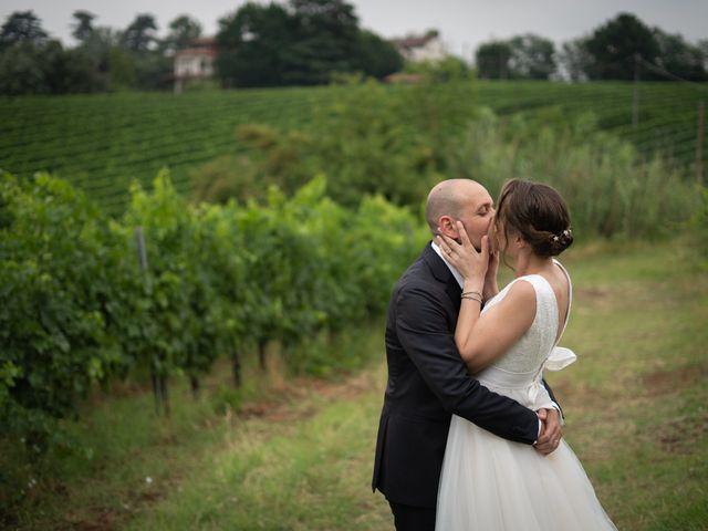 Il matrimonio di Giuseppe e Ilaria a Casei Gerola, Pavia 385