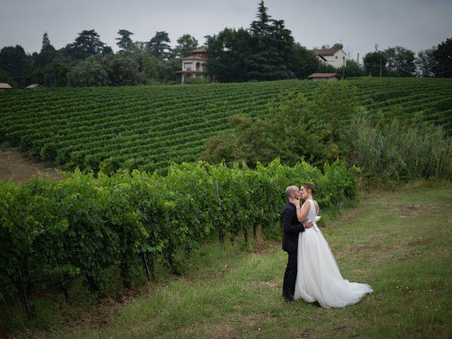 Il matrimonio di Giuseppe e Ilaria a Casei Gerola, Pavia 389