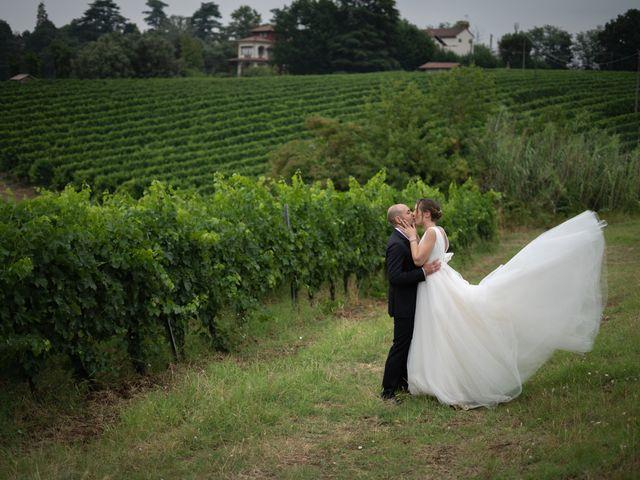 Il matrimonio di Giuseppe e Ilaria a Casei Gerola, Pavia 391