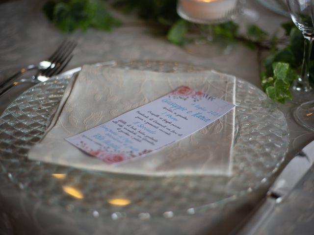 Il matrimonio di Giuseppe e Ilaria a Casei Gerola, Pavia 420