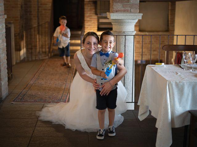 Il matrimonio di Giuseppe e Ilaria a Casei Gerola, Pavia 434