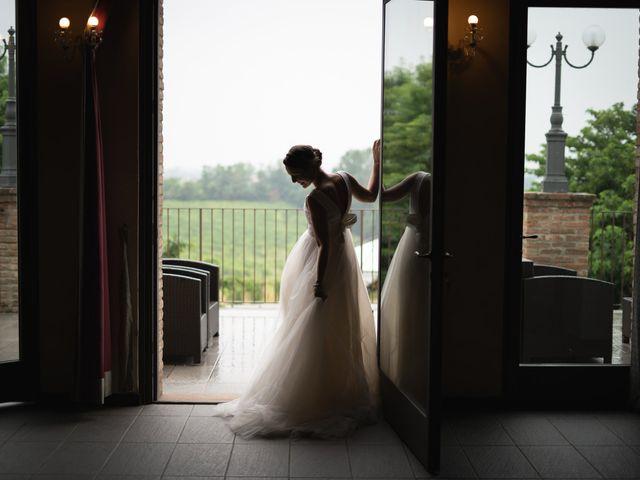 Il matrimonio di Giuseppe e Ilaria a Casei Gerola, Pavia 436