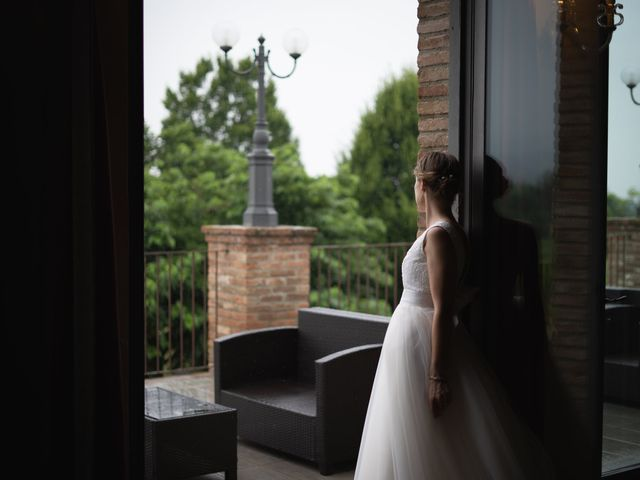 Il matrimonio di Giuseppe e Ilaria a Casei Gerola, Pavia 439