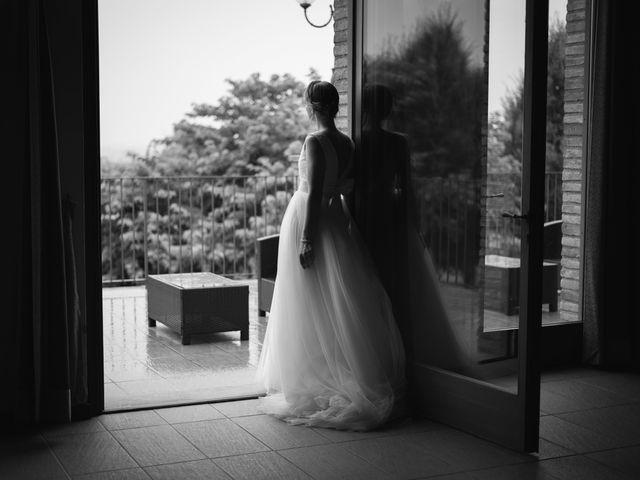 Il matrimonio di Giuseppe e Ilaria a Casei Gerola, Pavia 440