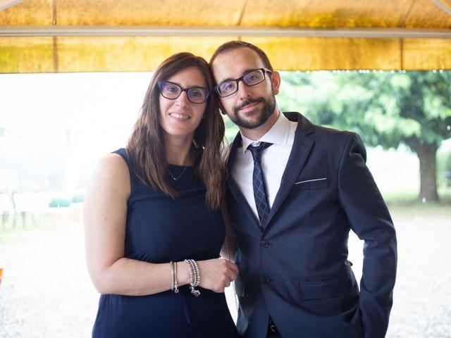 Il matrimonio di Giuseppe e Ilaria a Casei Gerola, Pavia 458