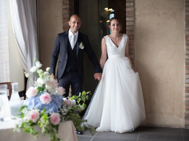 Il matrimonio di Giuseppe e Ilaria a Casei Gerola, Pavia 472