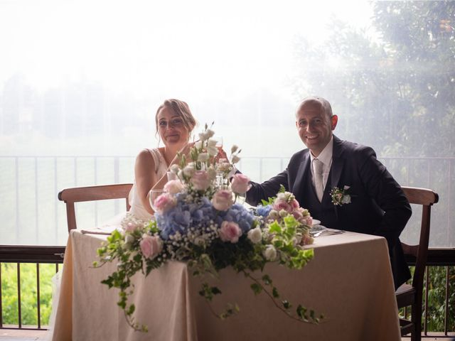 Il matrimonio di Giuseppe e Ilaria a Casei Gerola, Pavia 475