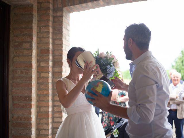 Il matrimonio di Giuseppe e Ilaria a Casei Gerola, Pavia 514