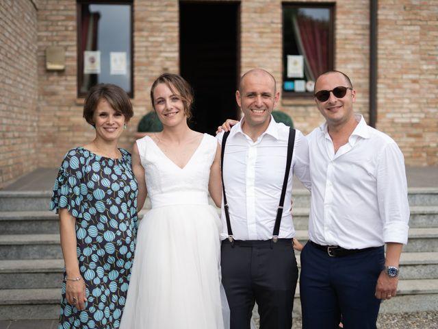Il matrimonio di Giuseppe e Ilaria a Casei Gerola, Pavia 537