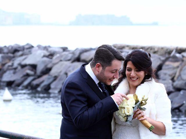 Il matrimonio di Daniele e Roberta a Napoli, Napoli 10