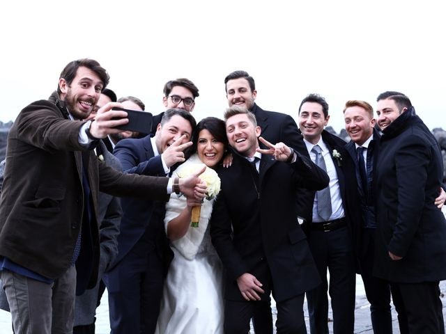 Il matrimonio di Daniele e Roberta a Napoli, Napoli 13