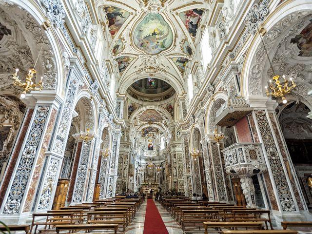 Il matrimonio di Giovanni e Irene a Palermo, Palermo 1