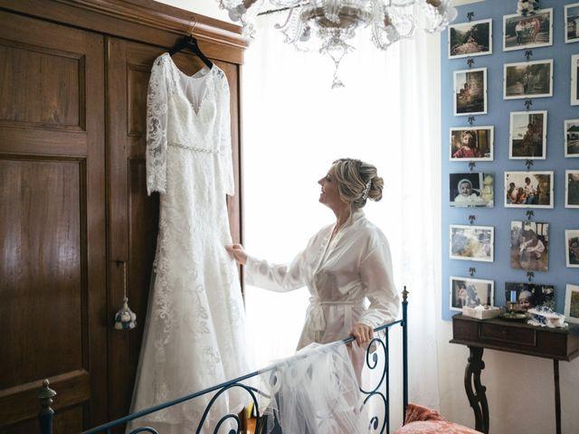 Il matrimonio di Paolo e Simona a Lucca, Lucca 7