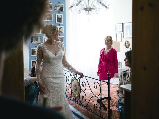 Il matrimonio di Paolo e Simona a Lucca, Lucca 8