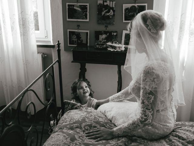 Il matrimonio di Paolo e Simona a Lucca, Lucca 9
