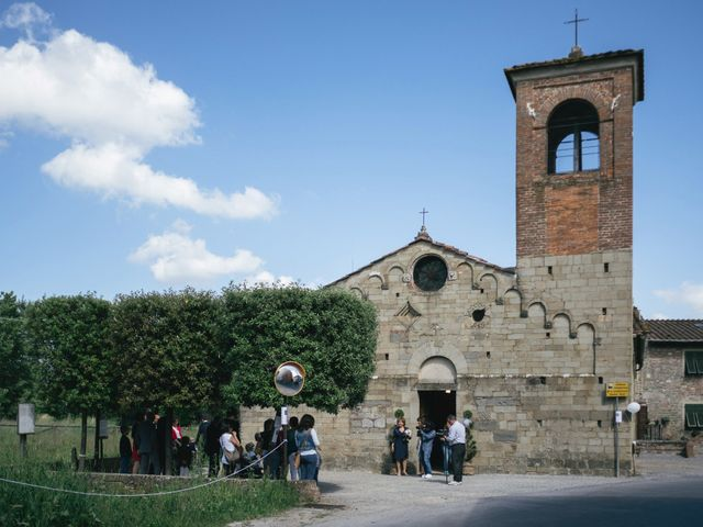 Il matrimonio di Paolo e Simona a Lucca, Lucca 12