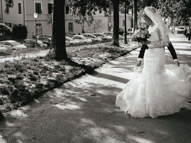 Il matrimonio di Paolo e Simona a Lucca, Lucca 26