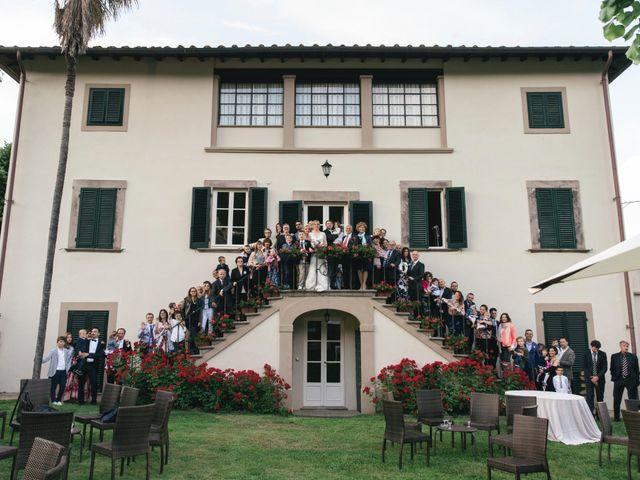 Il matrimonio di Paolo e Simona a Lucca, Lucca 29