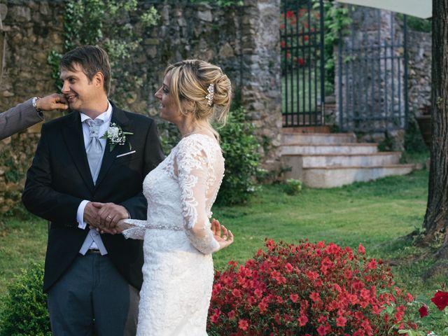Il matrimonio di Paolo e Simona a Lucca, Lucca 32