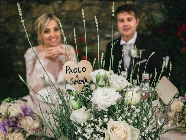 Il matrimonio di Paolo e Simona a Lucca, Lucca 35