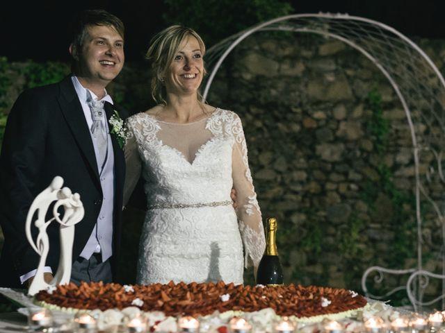 Il matrimonio di Paolo e Simona a Lucca, Lucca 39
