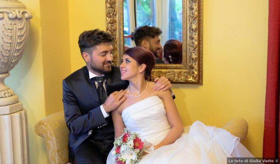 Il matrimonio di Emilio e Angelica a Pollutri, Chieti