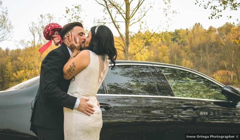 Il matrimonio di Savio e Luana a Asti, Asti