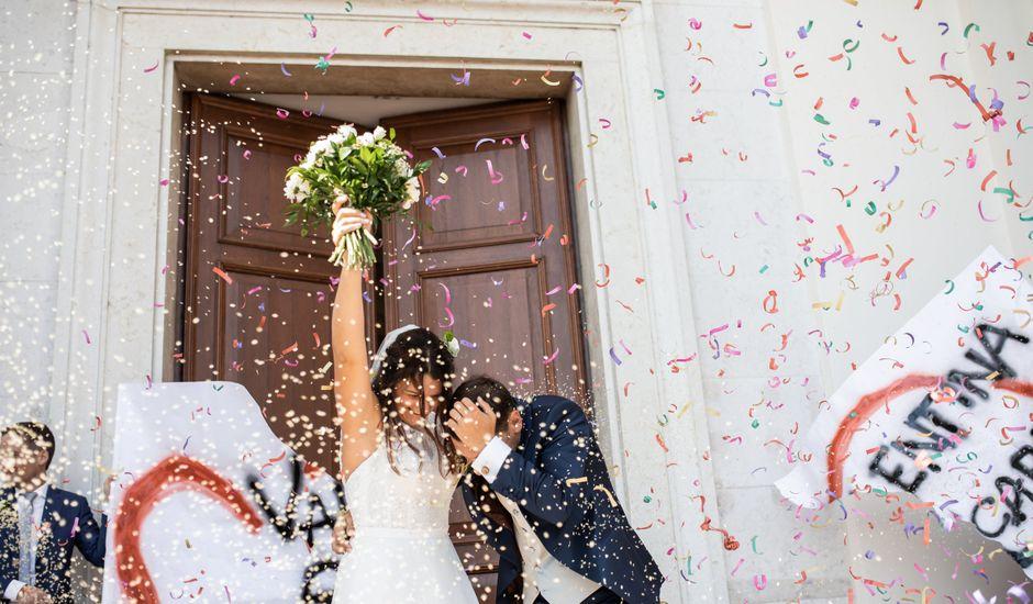 Il matrimonio di Riccardo e Valentina a Loreggia, Padova