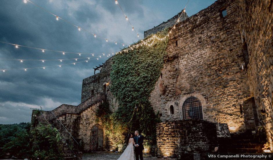 Il matrimonio di Marta e Dominik a Torgiano, Perugia