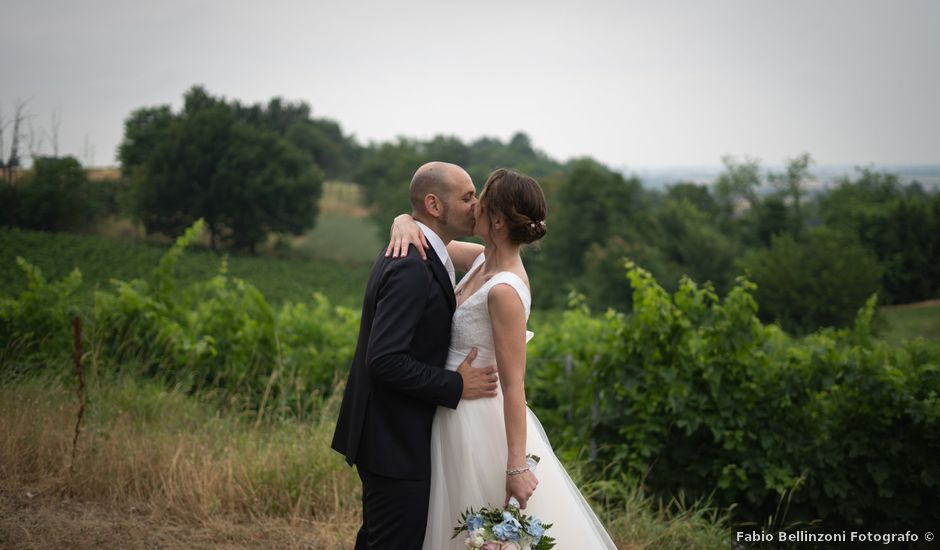 Il matrimonio di Giuseppe e Ilaria a Casei Gerola, Pavia