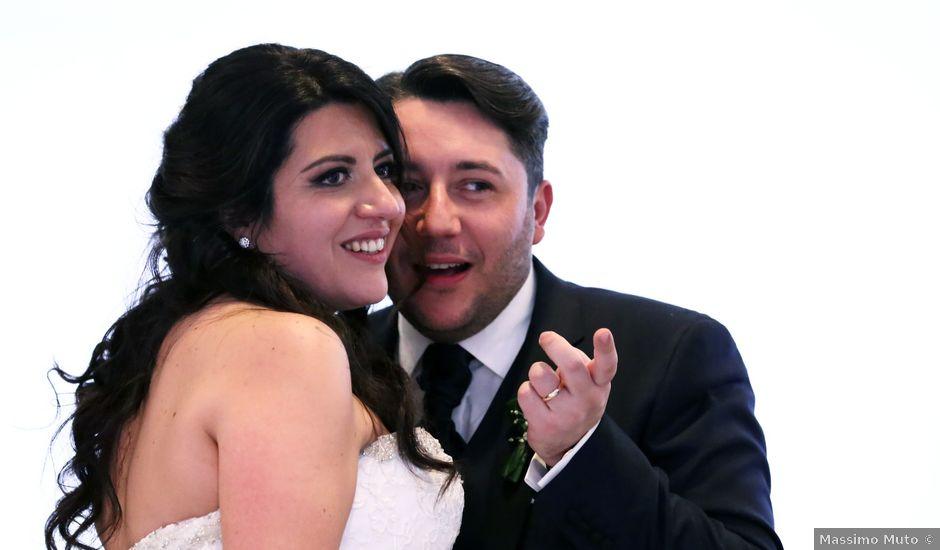Il matrimonio di Daniele e Roberta a Napoli, Napoli