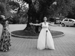 Le nozze di Viorika e Mauro