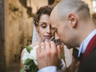 Le nozze di Martina e Jonah