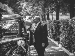 Le nozze di Walter  e Erika