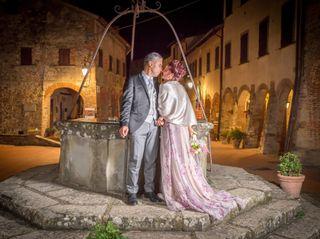 Le nozze di Nadia e Gaetano