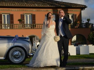 Le nozze di Roberto e Viviana