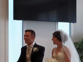 Le nozze di Kevin e Carol 1
