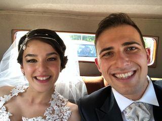 Le nozze di Kevin e Carol