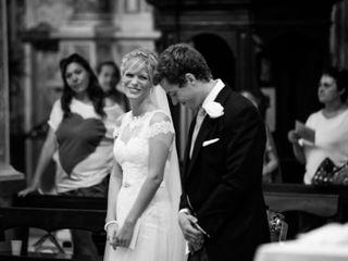 Le nozze di Rebecca e Charlie