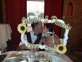 Le nozze di Daniela e Gabriele