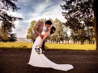 Le nozze di Ryan e Charlotte