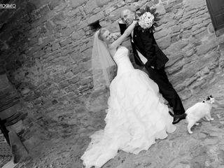 Le nozze di Olga e Giuseppe