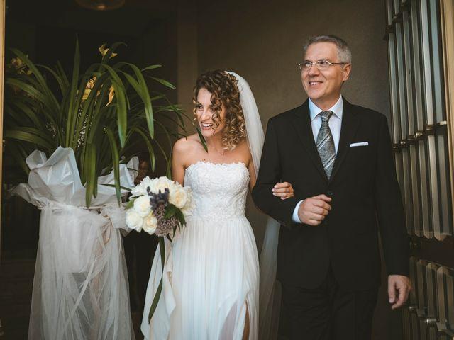 Il matrimonio di Jonah e Martina a Sant'Elia Fiumerapido, Frosinone 14