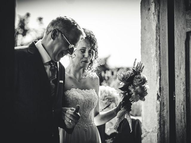 Il matrimonio di Jonah e Martina a Sant'Elia Fiumerapido, Frosinone 25