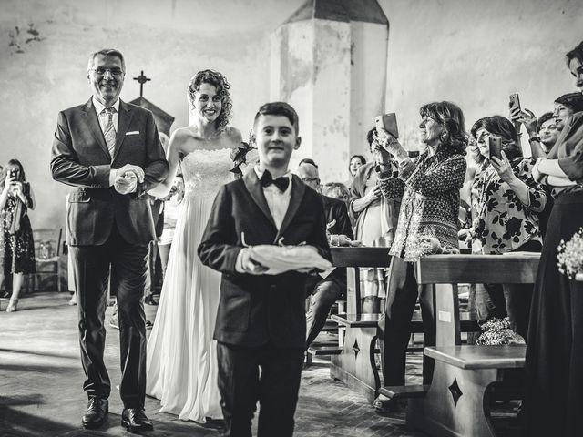 Il matrimonio di Jonah e Martina a Sant'Elia Fiumerapido, Frosinone 26