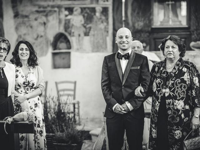 Il matrimonio di Jonah e Martina a Sant'Elia Fiumerapido, Frosinone 27