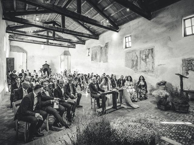 Il matrimonio di Jonah e Martina a Sant'Elia Fiumerapido, Frosinone 28