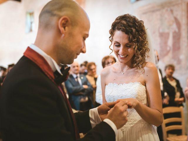 Il matrimonio di Jonah e Martina a Sant'Elia Fiumerapido, Frosinone 31